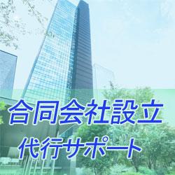 合同会社設立のイメージ